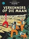 Die Avonture van Kuifie: Verkenners op die Maan - Herge (Paperback)