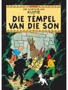 Die Avonture van Kuifie: Tempel Van Die Son - Herge (Paperback)