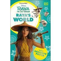 Disney Raya: Last Dragon Rayas World - DK (Paperback)