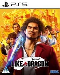Yakuza: Like a Dragon (PS5) - Cover