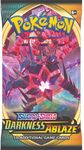Pokémon TCG - Sword & Shield - Darkness Ablaze Single Booster (Trading Card Game)
