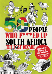 50 People Who F***ed Up - Zapiro - Cover