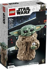 LEGO® Star Wars - The Child (1073 Pieces) - Cover