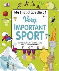 My Encyclopedia Very Important Sports - DK (Hardback) - Cover