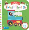 Things That Go - Campbell Books (Board book)