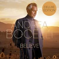 Andrea Bocelli - Believe (CD) - Cover