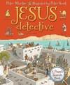 Jesus Detective - Peter Martin (Hardback)