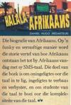 Halala Afrikaans - Daniël Hugo (Paperback)