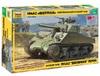 "Zvezda - 1/35 - Medium Tank M4A2 ""Sherman"" 75MM (Plastic Model Kit)"