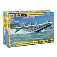Zvezda - 1/144 - Beriev Be-200ES (Plastic Model Kit)