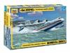 Zvezda - 1/144 - Beriev Be-200ES (Plastic Model Kit)