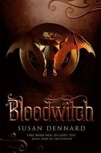 Bloodwitch - Susan Dennard (Paperback) - Cover