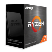 AMD Ryzen 7 5800X 3.8 GHz Eight-Core AM4 Processor (No Cooler)