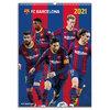 Barcelona - 2021 Official Wall Calendar