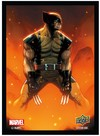 The Upper Deck Company - Card Sleeves - Matte Wolverine (65 Sleeves)