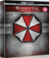Resident Evil Collection (4K Ultra HD + Blu-ray)