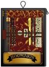Harry Potter - Bumper Stationery Wallet - Black (Stationery Set)