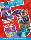 Disney Pixar: 5 Minute Stories (Hardback)