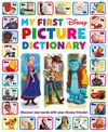 Disney: My First Picture Dictionary (Hardback)
