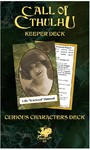 Call of Cthulhu [7th Edition] - Keeper's Decks (Role Playing Game)