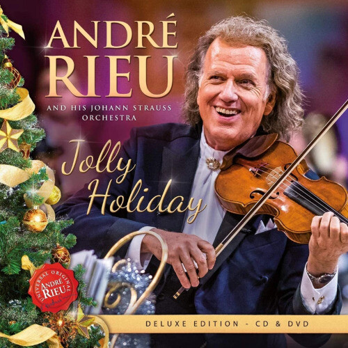 André Rieu - Jolly Holiday (CD/DVD)