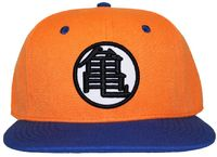 Dragon Ball Z - Goku GI - Snapback Cap