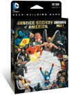 DC Comics Deck-Building Game - Crossover Pack 1 - Justice Society of America (Card Game)