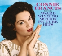 Connie Francis - Sings Award Winning Motion Picture Hits + Around the World With Connie (+3 Bonus Tracks) (CD) - Cover