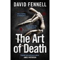 Art of Death - David Fennell (Trade Paperback)