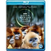Seven Worlds, One Planet (Region B Blu-Ray)