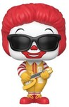Funko Pop! Ad Icons - McDonalds - Rock Out Ronald