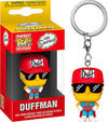 Funko Pop! Keychain - The Simpsons - Duffman