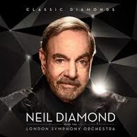 Neil Diamond - Classic Diamonds With the London Symphony Orchestra (CD) - Cover