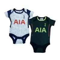 Tottenham Hotspur - Baby Bodysuit 2020/21 - Pack of 2 (0-3 Months) - Cover