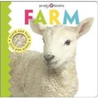 Touch & Feel Friends Farm - Roger Priddy (Hardcover)