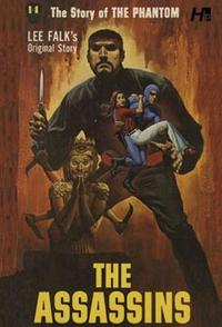 The Phantom the Complete Avon Novels Volume 14: The Assassins - Lee Falk (Paperback) - Cover