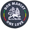 Bob Marley - Lion Woven Patch