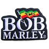Bob Marley - Logo Woven Patch