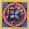 Kiss - Rock and Roll Over Printed Patch
