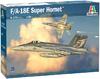 Italeri - 1/48 - F/A-18E Super Hornet (Plastic Model Kit)