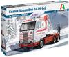 Italeri - 1/24-  Scania Streamline 143H 6x2 (Plastic Model Kit)
