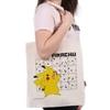Pokemon - Pikachu Cotton Tote Bag