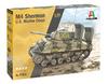 Italeri - 1/35 - M4 Sherman U.S. Marine Corps (Plastic Model Kit)