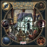 Richard Garfield's - Carnival of Monsters (Card Game) - Cover