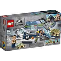 LEGO® Jurassic World - Dr. Wu's Lab: Baby Dinosaurs Breakout​ (164 Pieces)