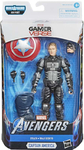 Marvel Legends Series - Gamerverse 6-inch Collectible Stealth Captain America