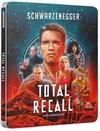 Total Recall - 30th Anniversary Steelbook (4K Ultra HD + Blu-ray)