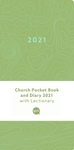 Church Pocket Book and Diary 2021: Green Earth (Hardcover)