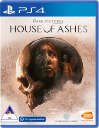 The Dark Pictures Anthology - House of Ashes (PS4/PS5 Upgrade Available)