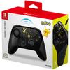 Hori - Wireless Horipad - Pikachu Black & Gold (US Import Switch)